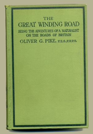 Great Winding Road Cover